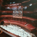 Installation of Large Cluster Speaker Sets at the Kimmel Center