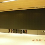 Penn Medical: 180 Tile Video Wall Turned off