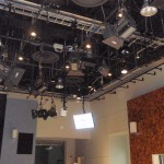 Installation of Audio Visual Equipment at WHYY's New Studio
