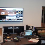 Installation of Control Room for WHYY