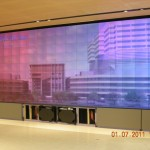 Penn Medical: 180 Tile Video Wall 02