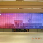 Penn Medical: 180 Tile Video Wall 01