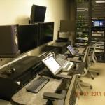 Wharton Control Booth