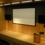 Wharton Projector and LCD Screens 02