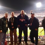 The MGitlin Guys Working the Phillies World Series